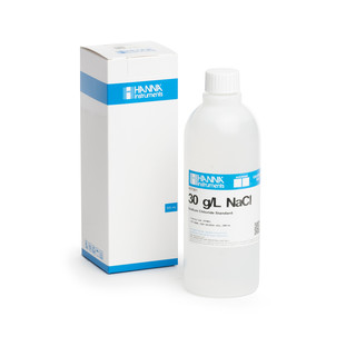 Solution de chlorure de sodium 30 g/L  bouteille 500 mL