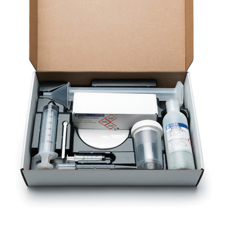 Kit de preparation d echantillon pour photometre special agriculture